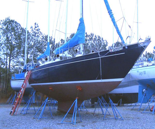 Custom boat parts,