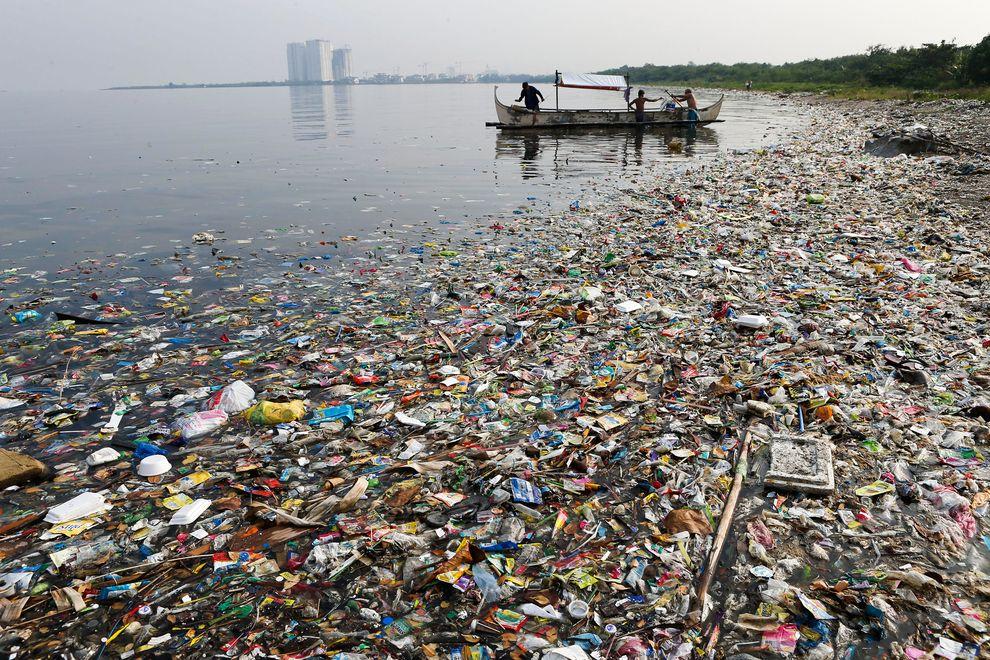 Garbage Dumps in Ocean Ocean Garbage